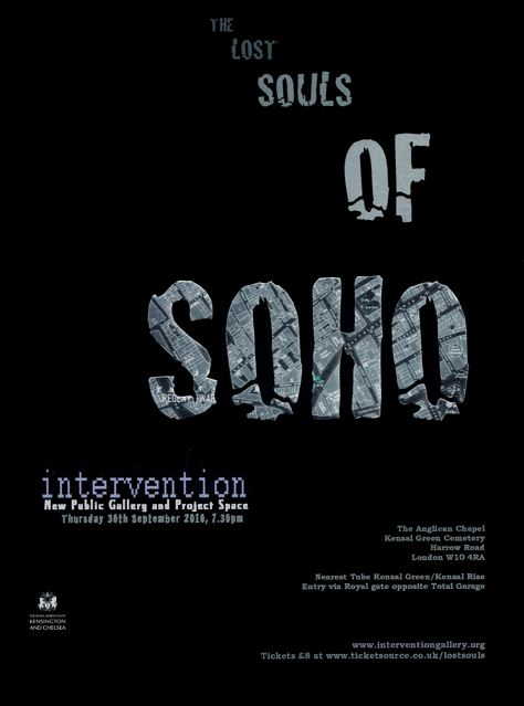 The Lost Souls of Soho