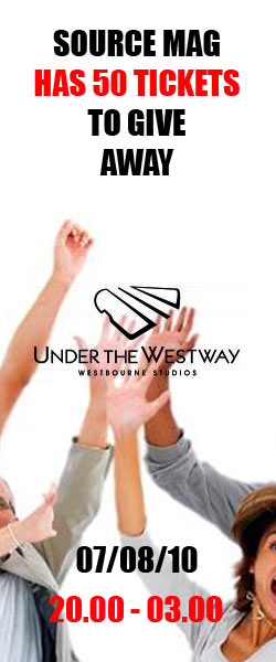 UNDER THE WESTWAY - WESTBOURNE STUDIOS - 1 ANNIVERSARY PARTY